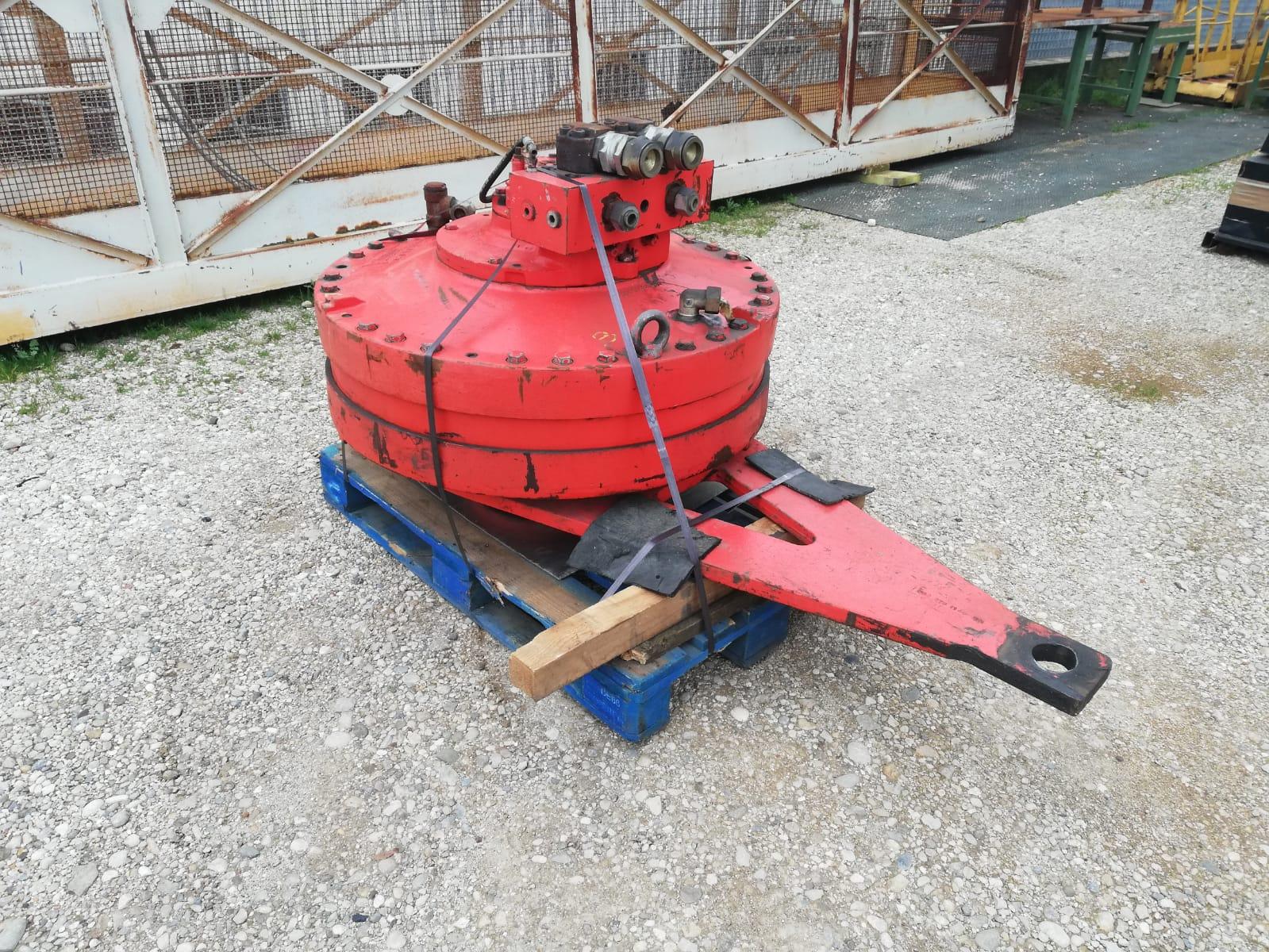 Pompa idraulica Hagglunds