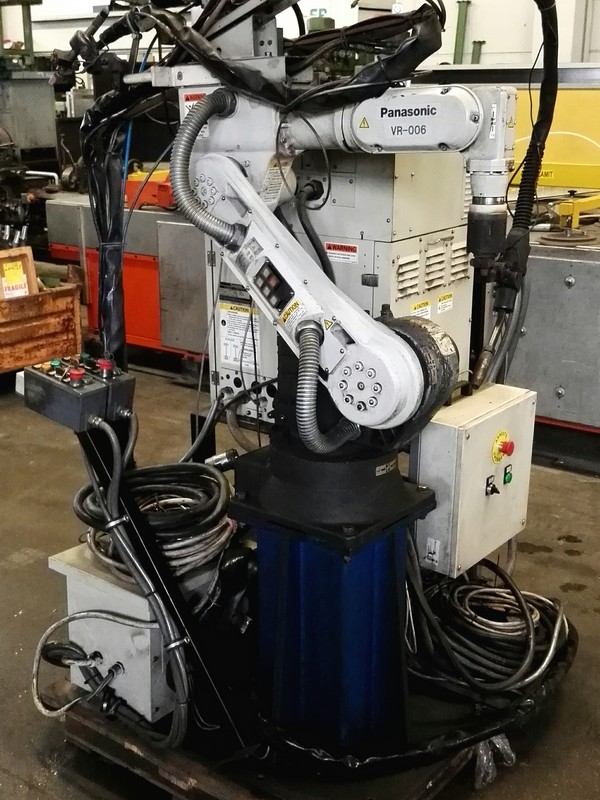 Robot di saldatura PANASONIC